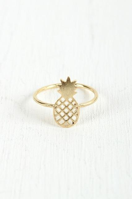 anillo piña