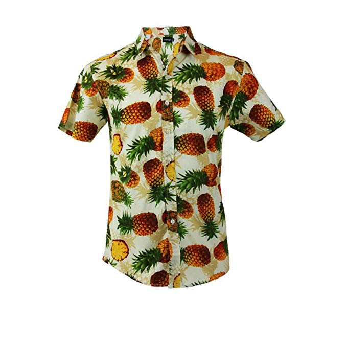 camisas de piñas
