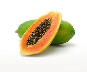 papaya propiedades
