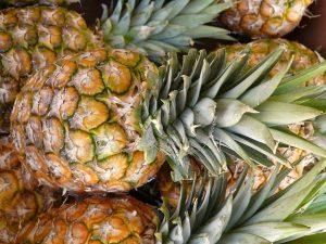 beneficios de la piña fresca